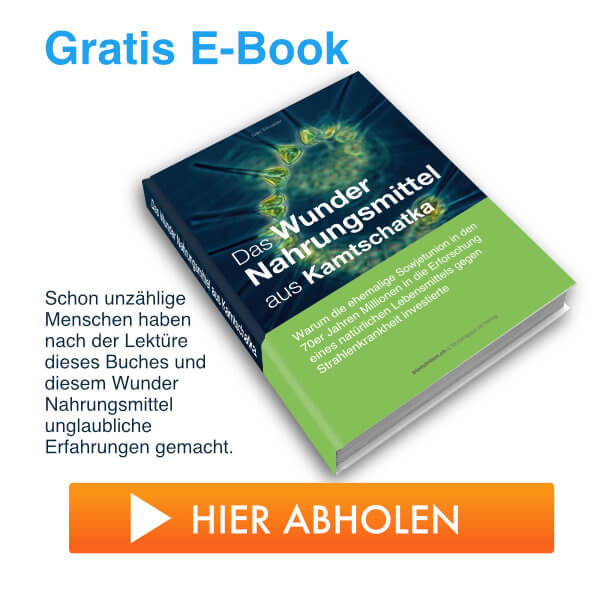 E-Book DAS WUNDER NAHRUNGSMITTEL AUS KAMTSCHATKA